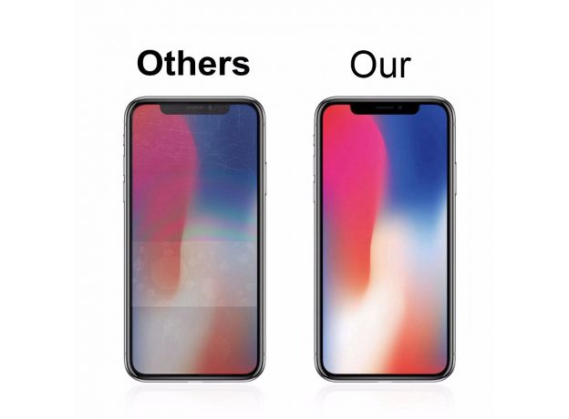 Glass For iphone X XS 11 Pro Max XR 7 8 Screen Protector SE 2020 protective Glass on iphone 7 8 6s Plus X 11 Pro glass